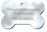 Lost Dog tag